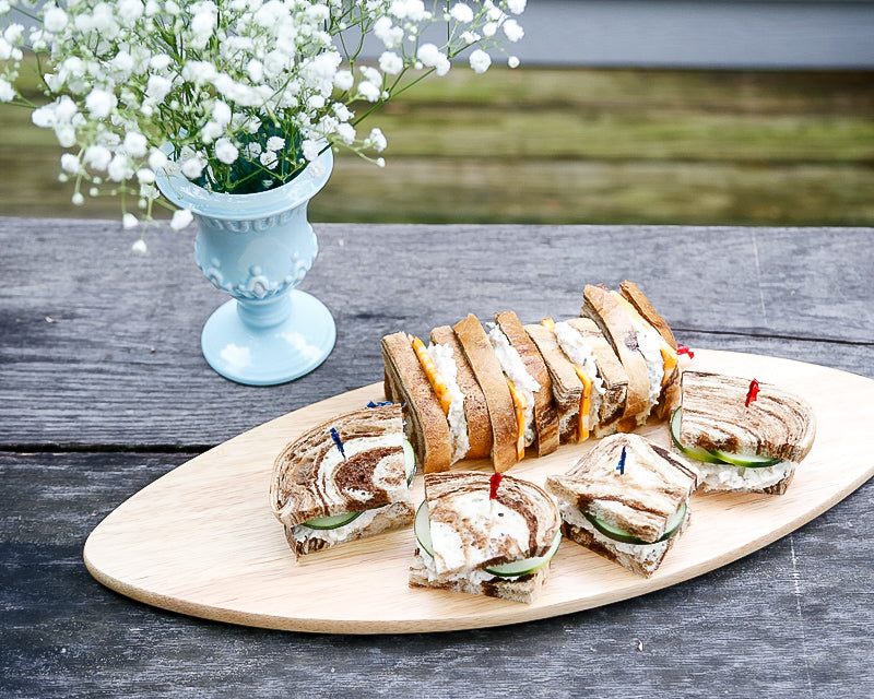 Mother's Day 2018 - Mini Sandwiches Recipe