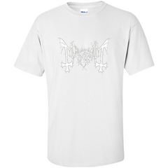 Mayhem Men's Logo Merch Tee - T-Shirt