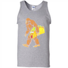 Image of Bigfoot Taken Tacos Walmart Tee