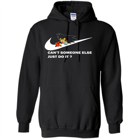 Dragon Ball – Goku Just Do It Funny Logo Nike