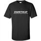 # Im With Kap – Hashtag Humor Funny Shirt Tee_Black Merch Tee - T-Shirt