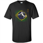 2018 Brasil Soccer Team Flag World Jersey Cup Merch Tee - T-Shirt
