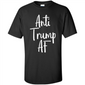 1992tee Anti Trump Af Resist 45 Impeach Protest Merch Tee - T-Shirt