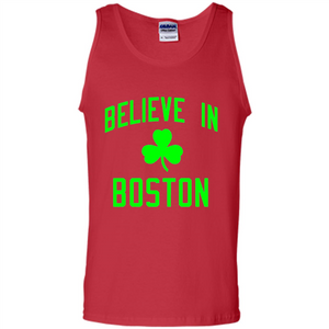 Believe In Boston Shirt