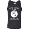 Image of Dental Assistant Llama Ain't Got Time For Your Drama Walmart Tee