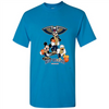 Image of Mickey Goofy Donald Loves Pelicans Basketball Fans Merch Tee - T-Shirt