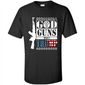 1992tee God Guns And Trump 2nd Amendment Merch Tee - T-Shirt