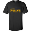 Image of 40th Birthday Gifts May The Forties Be With You Shirt