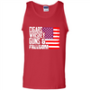 Image of Cigars Whiskey Guns And Freedom Walmart Tee