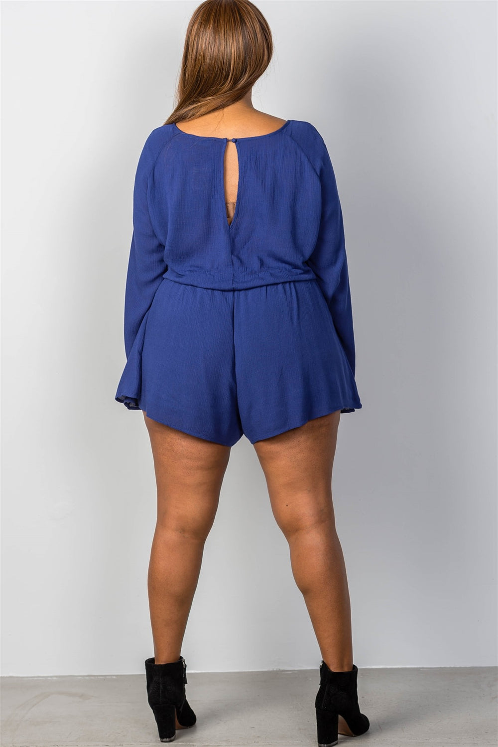 BELLA Blue romper