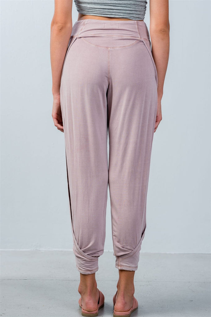BONNY comfortable open side pants