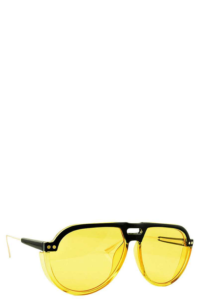 FABY Aviator Color Tint Unisex Sunglasses