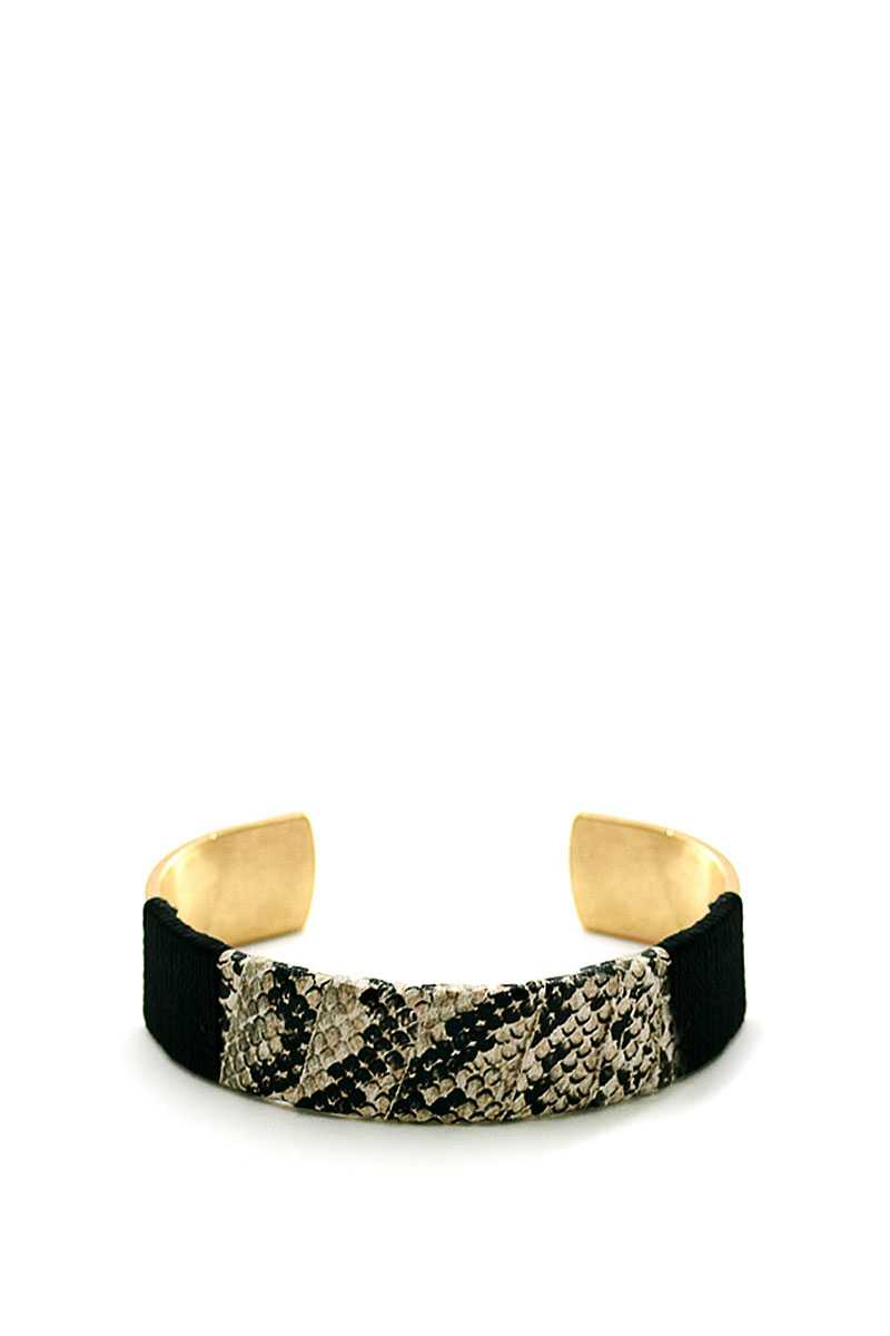 Trendy Animal Skin Pattern Bracelet