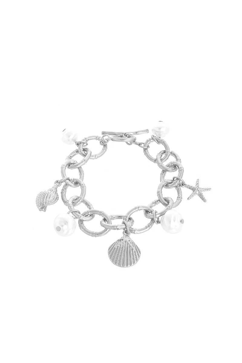 Fashion Sea Creature Dangle Bracelet