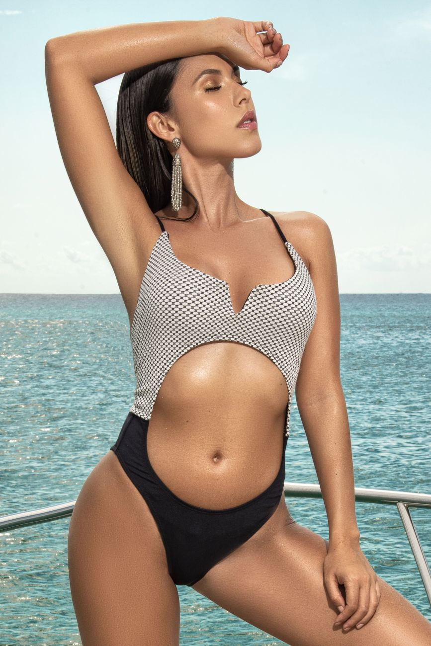TERRY One Piece Swimsuit