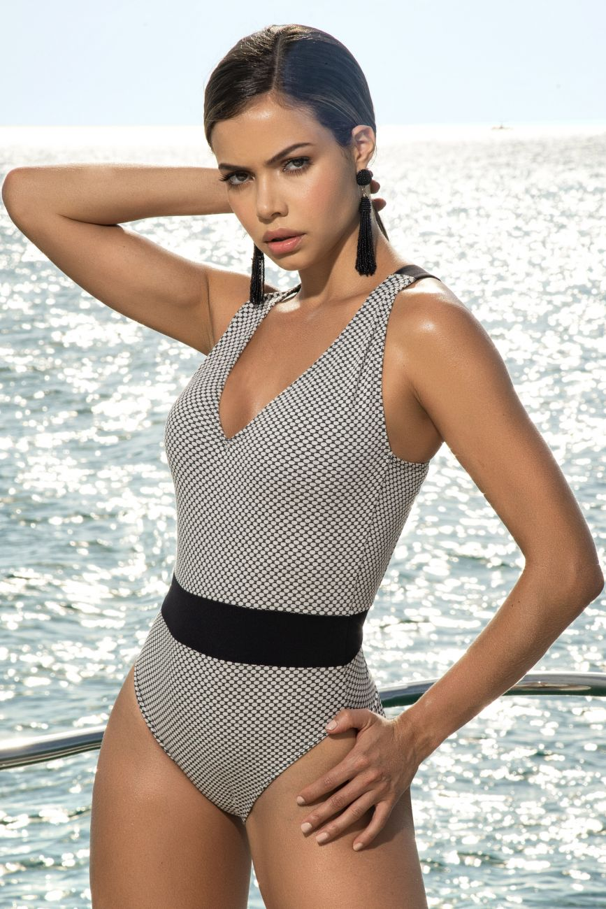 DANNY One Piece Swimsuit