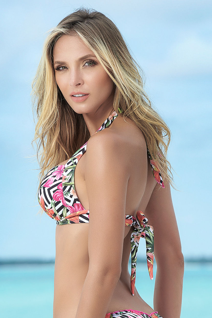 JENICE Comfort Molded Cup Swimsuit Top