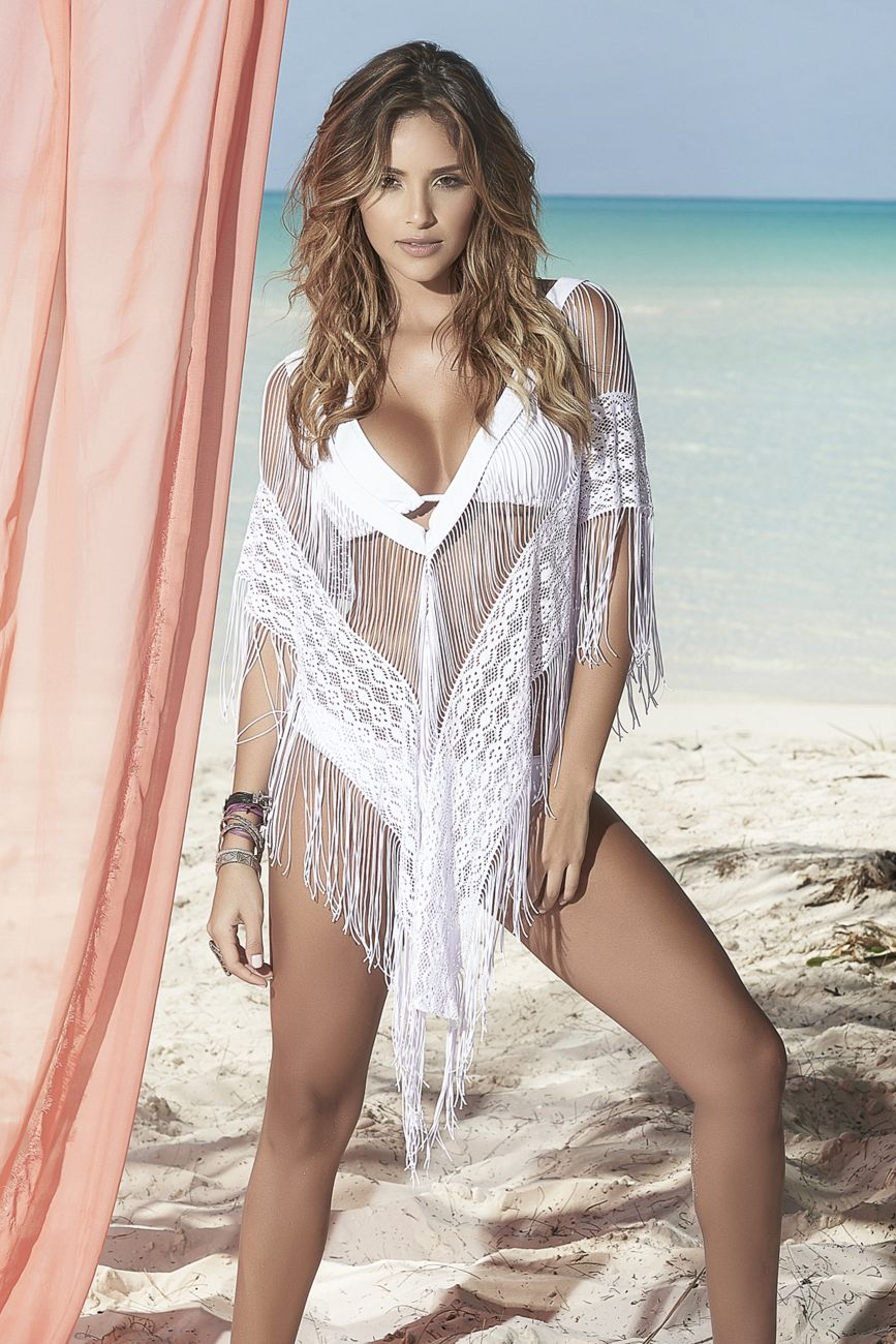 CLEMMIE Cover-Up Beach Dress