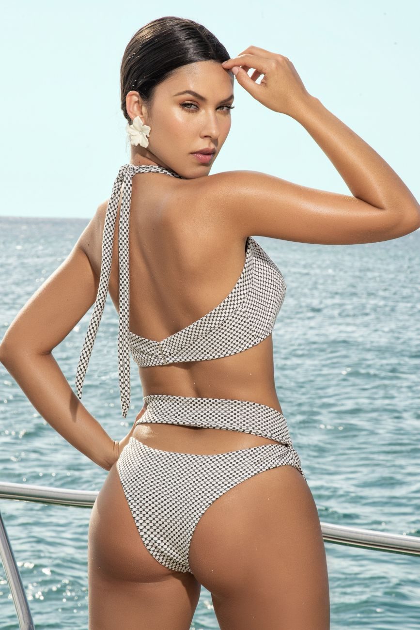 NICOLE Two Piece Swimsuit