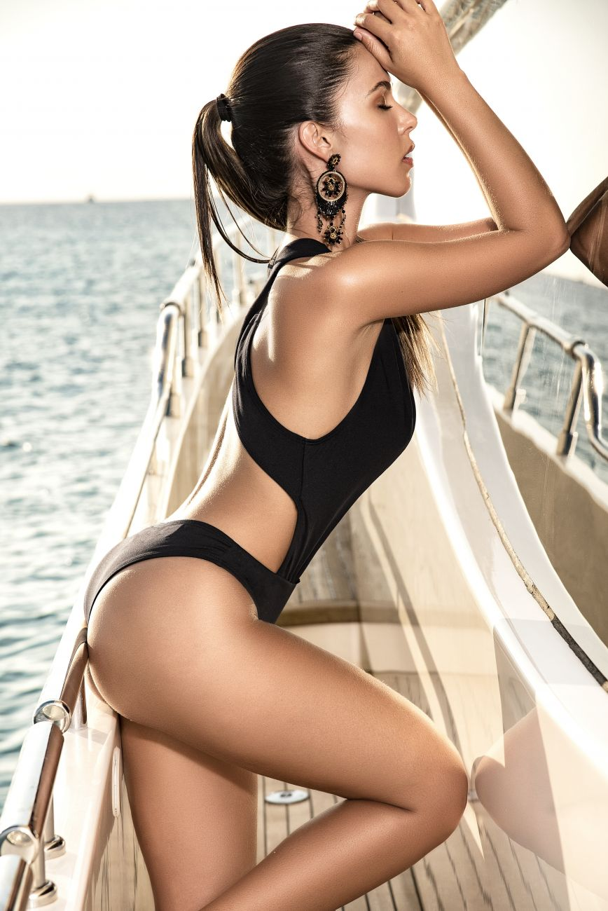 RACHEL One Piece Swimsuit