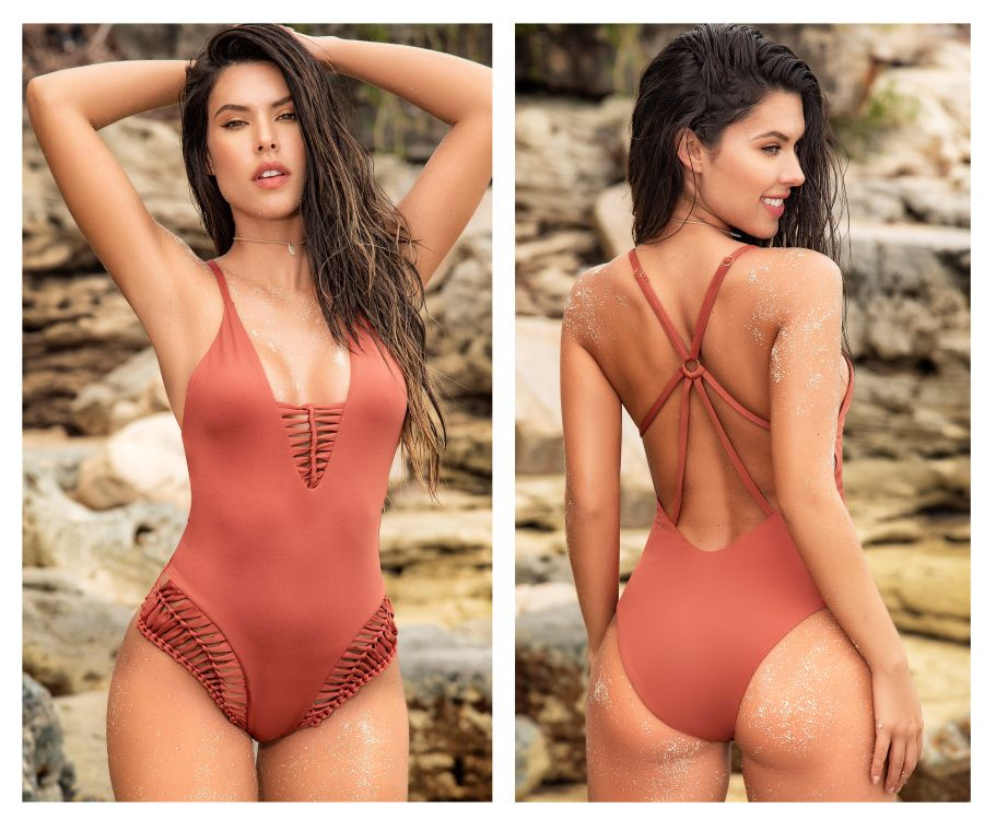 SHANNON One Piece Swimsuit