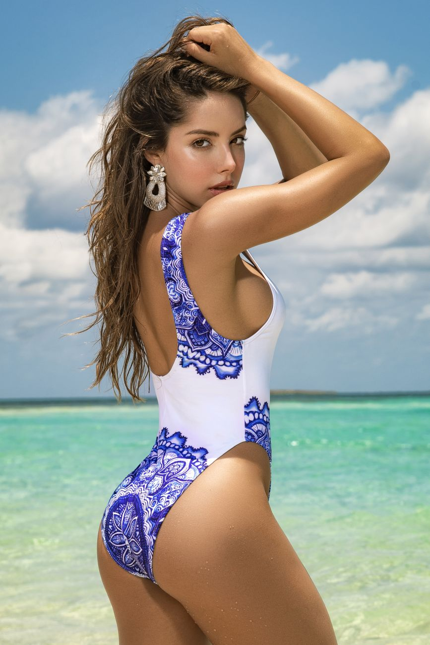 PAULA One Piece Swimsuit
