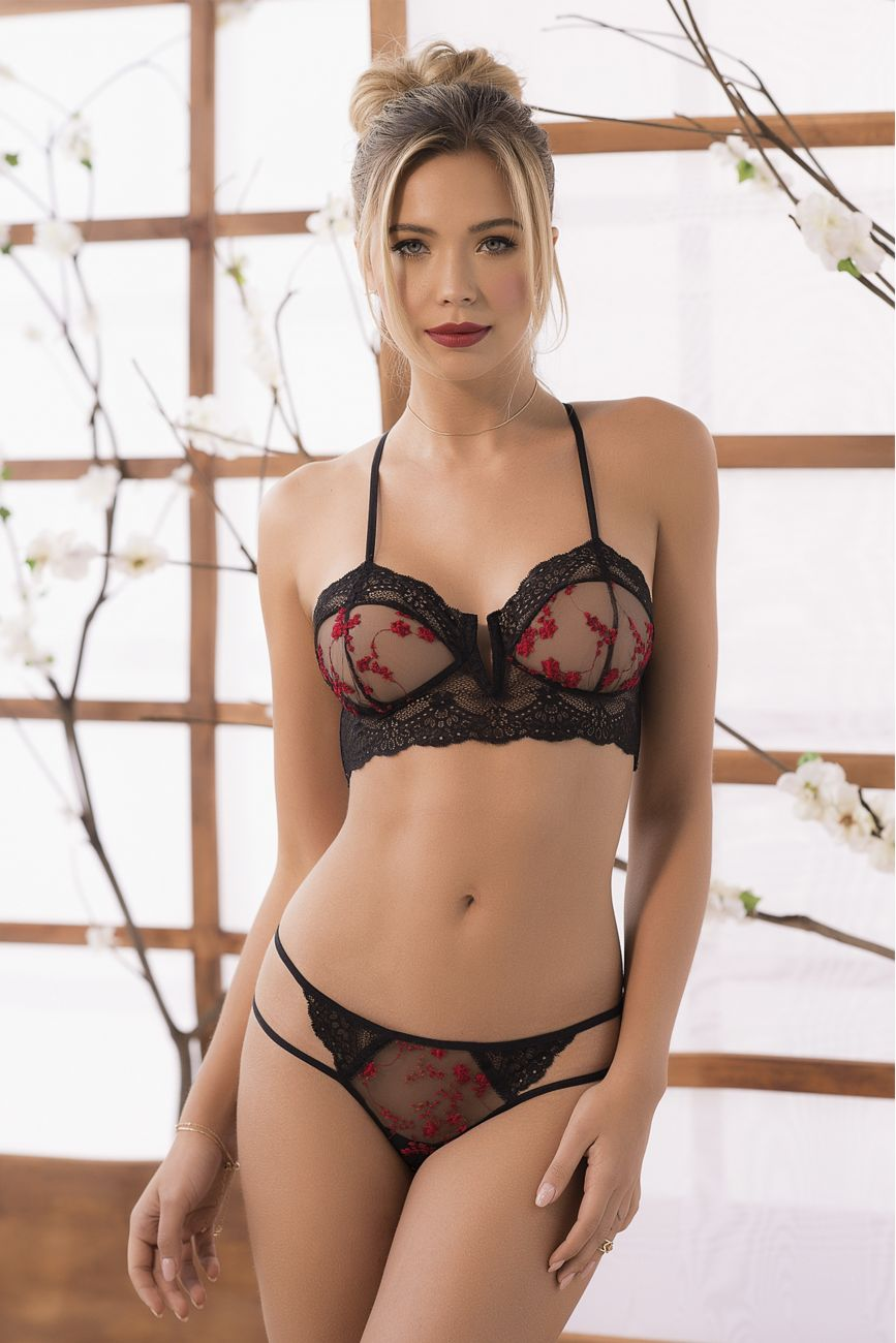 MARIANE Two Piece Lingerie Set