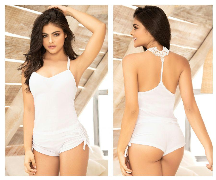 MELISSA Two Piece Short Sleepwear Set
