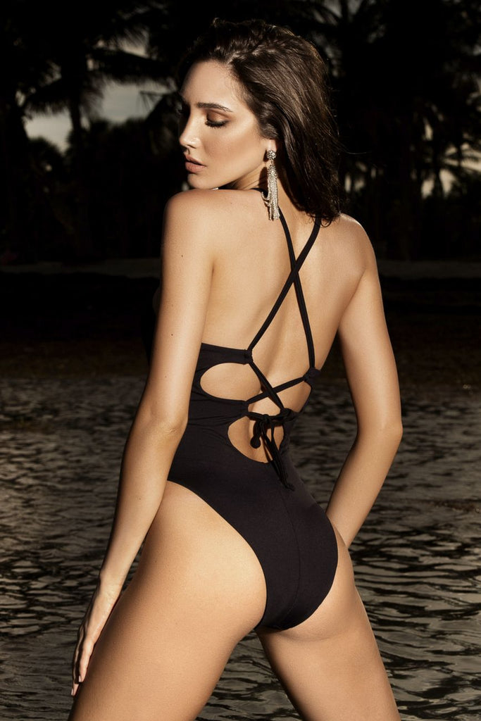JANET One Piece Swimsuit