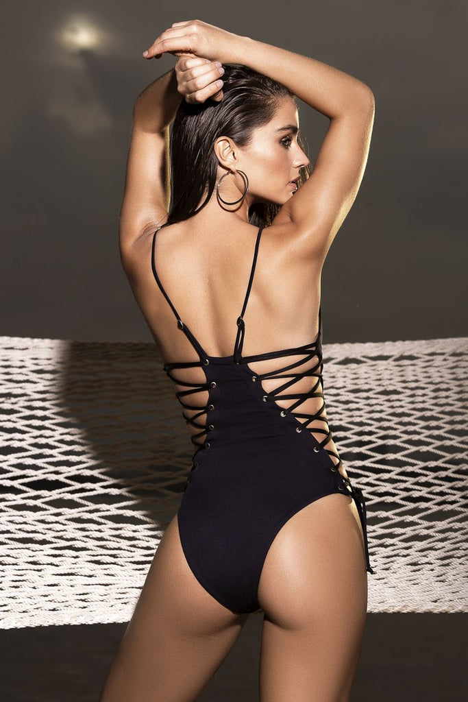 ANNE One Piece Swimsuit