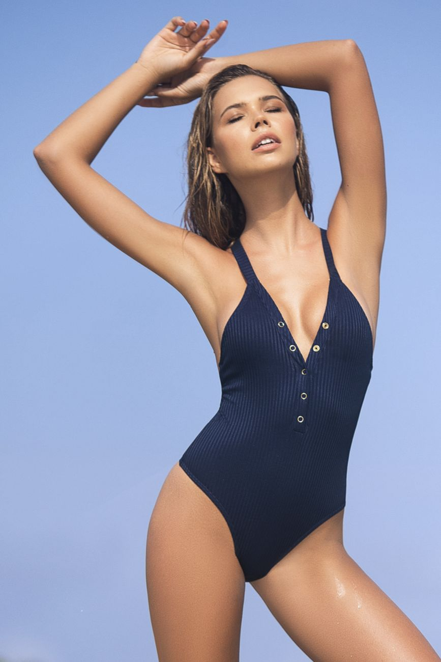 GIOMARA One Piece Swimsuit