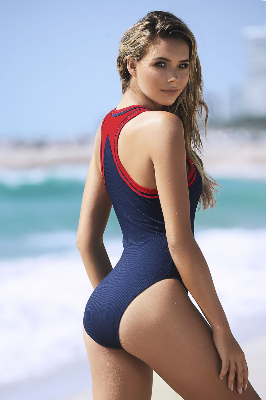 STACY One Piece Swimsuit