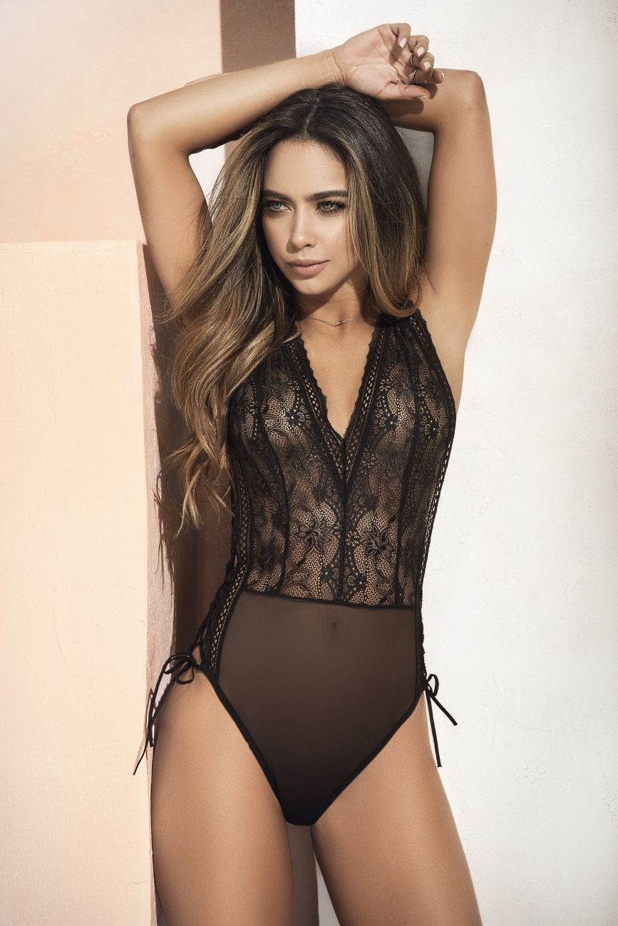 NORA Teddy Bodysuit