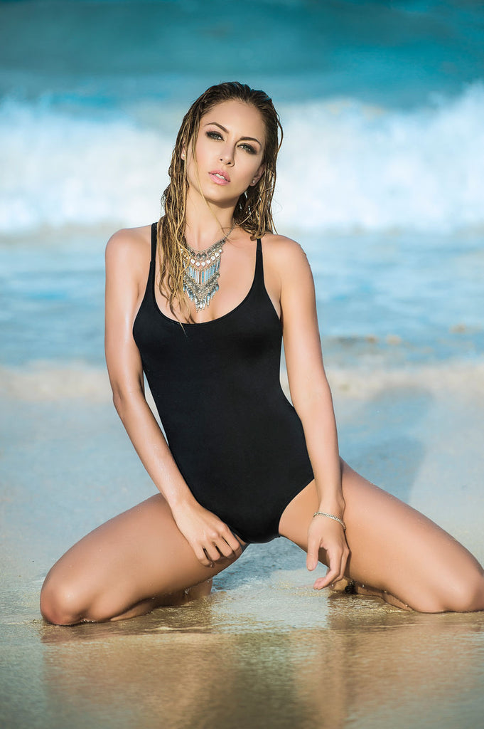 ALICIA One Piece Swimsuit