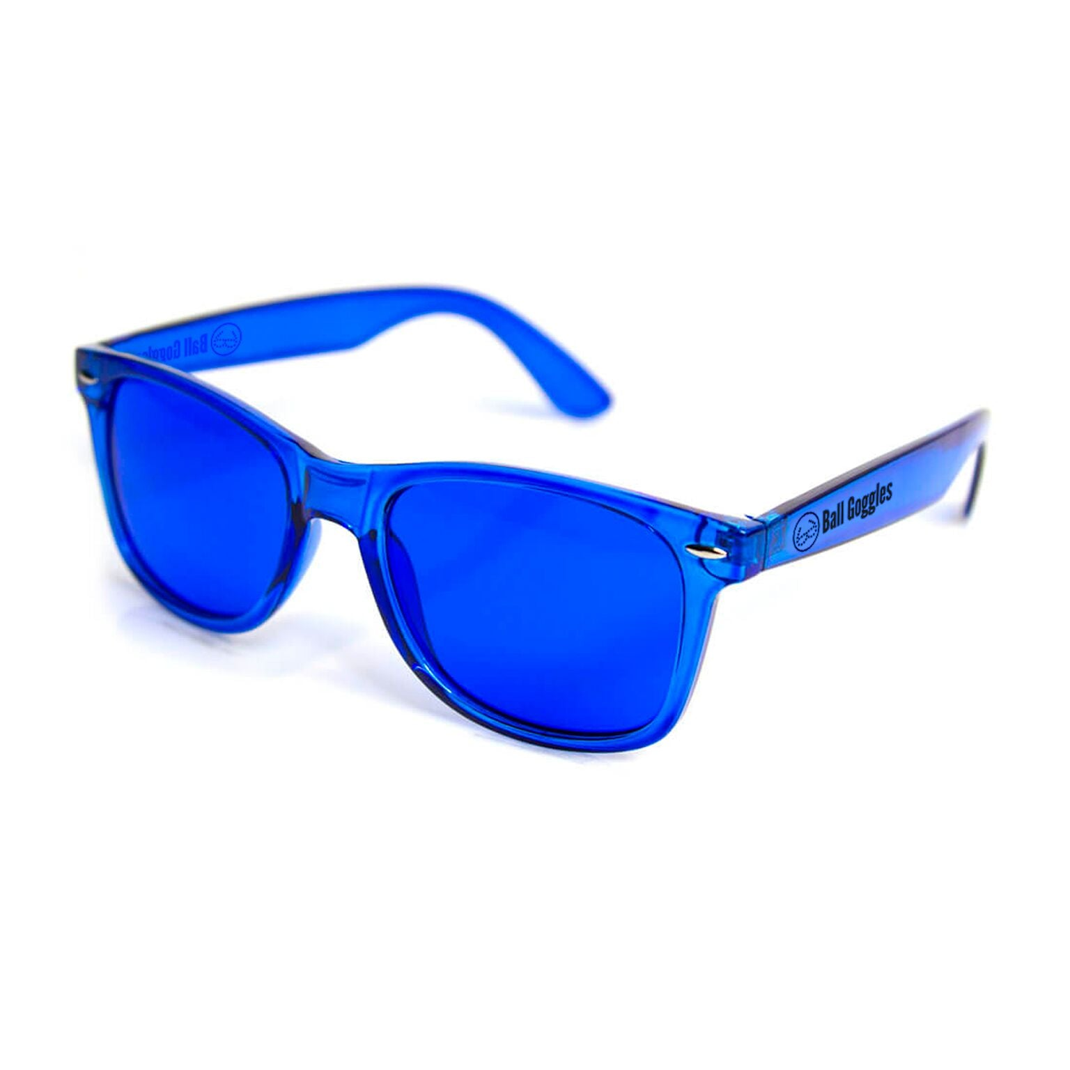 Ball Goggles™ - The Golf Ball Finding Glasses, with Green Drawstring Microfiber Case