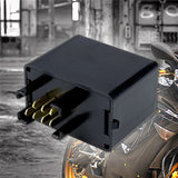 12V 7 Pin Turn Signal Led Flasher Relay For SUZUKI GSXR GSF GSX 650 750 1000 1300 Bandit Hayabusa - pazoma