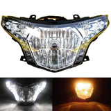 Honda CBR 250R CBR250R 2011-2013 CTX700 2014-2018 Headlight Head Light with LED DRL Daytime Running Light H4 Bulbs Head Lamp - pazoma