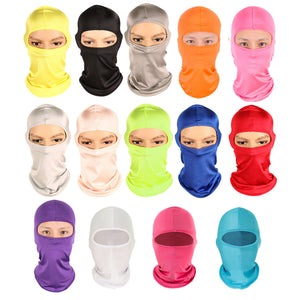 Motorcycle Cycling Ski Neck Protecting Outdoor Balaclava Full Face Mask Ultra Thin Breathable Windproof - pazoma