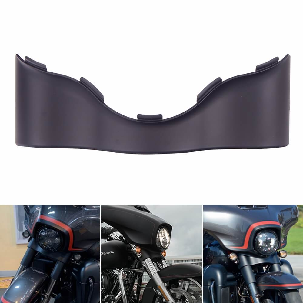 Outer Batwing Lower Trim Skirt Fairing For Harley Davidson Touring Electra Street Glide Ultra Limited FLHX FHLT FLH 2014-2020 57000017 - pazoma
