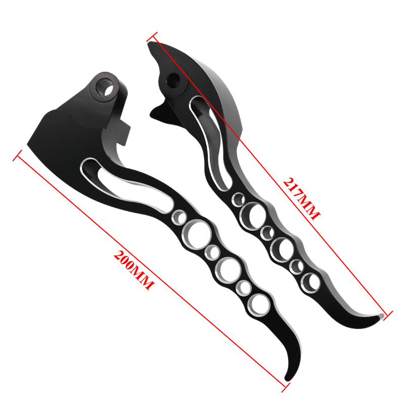Front Sport Brake and Clutch Levers For Suzuki Boulevard C50 M50 C90 M90 C109 M109 C109R M1800R VZR1800 M109R 2006-2019 - pazoma