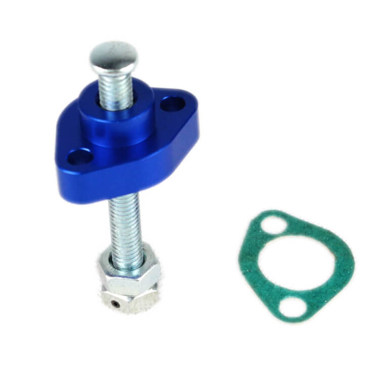 Timing Cam Chain Tensioner Manual Adjuster Honda 95-98 CBR 600F3 99-06 CBR600F4/F4I 98-05 VTR1000 Super Hawk 04-06 CB 600F 599 02-07 CB900F 919 - pazoma