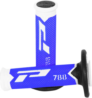 Progrip 788 MX Motocross Triple Density Grips PG788 Dirt bike Off-Road Handlebar Grip Made in Italy - pazoma