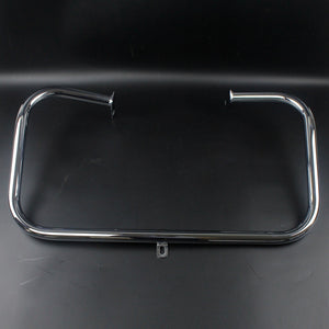 Honda Shadow Aero VT750 VT750C VT400 2004-2011 Chrome Engine Guard Highway Crash Bar Bumper Protection - pazoma
