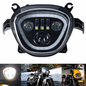 Suzuki Boulevard M109R M109RB M109RZ Boss Limited VZR1800 VZR1800BZ VZR1800Z Intruder M90 VZ1500 C90 LED Headlight Headlamp Daylight Running Light DRL - pazoma