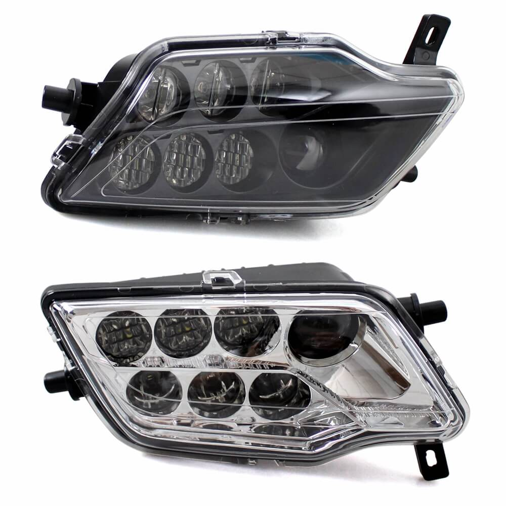 2016-2020 HONDA Pioneer 1000 SXS1000 Pioneer1000EPS 1000-5 PIONEER1K LED Headlights Conversion Kit High Low Beam Replacement Headlamp - pazoma