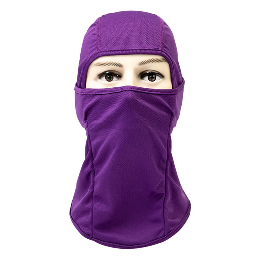 Motorcycle Balaclava Full Face Guard Cover Warmer Windproof Breathable Cycling Ski Biker Shield Anti-UV Men Helmet CS Ninja Hood - pazoma