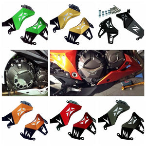 Kawasaki Z800 2013-2016 2014 2015 Motorcycle CNC Engine Stator Case Guards Crash Protector Cover - pazoma