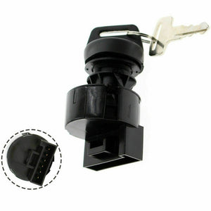 Polaris IGNITION KEY SWITCH RZR XP 570 800 900 1000 Ranger Sportsman 3 Position - pazoma