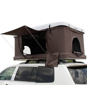 Pop Up ABS Hard Shell Overlander Camping Car Truck Suv Van Trailer 4x4 Roof Top Tent Safty for sale Australia - pazoma