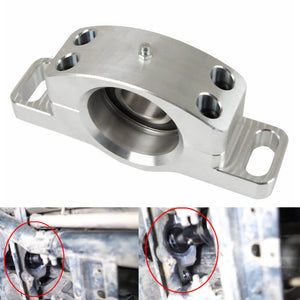 Heavy Duty Billet Aluminum Carrier Bearing for Polaris RZR XP 1000 / XP 4 1000 900 570 Turbo General Ranger (2014+) - Greaseable and Self Aligning - pazoma